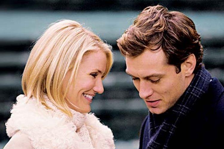 Sinopsis The Holiday Kisah Cinta Beda Benua Tayang Di Netflix Halaman All Kompas Com