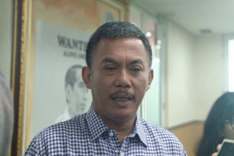 Ketua DPRD DKI Jakarta Prasetio Edi Marsudi, Kamis (21/6/2018).