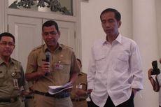 Jokowi Pertahankan Kepala Dinas PU karena Mau Bekerja