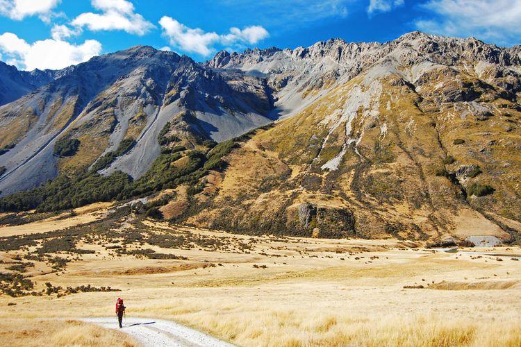 lembah ahuriri, salah satu tempat syuting Mulan di New Zealand