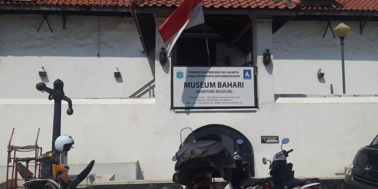 Museum Bahari, Penjaringan, Jakarta Utara, Rabu (18/3/2015)