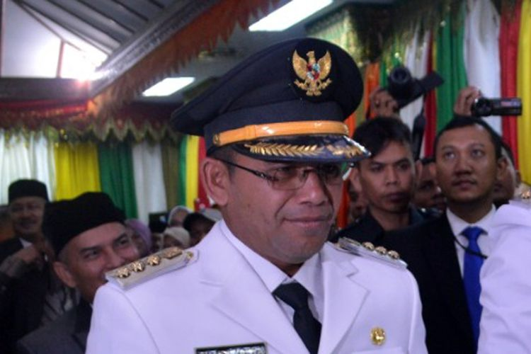 Wali Kota Lhokseumawe, Aceh, Suaidi Yahya