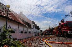 Butuh Waktu 6 Bulan Lebih untuk Renovasi Museum Bahari yang Terbakar