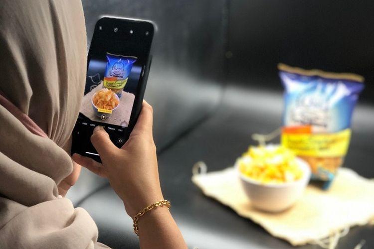 Telkom menginisiasi program untuk mempromosikan produk UMKM binaan RKB secara serentak di media sosial.