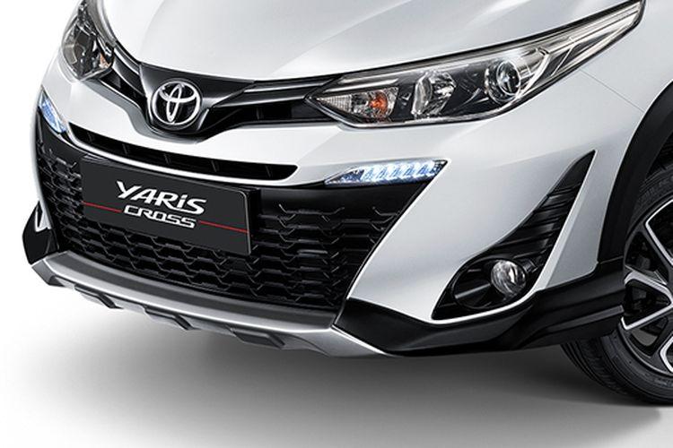 Selain dari sisi eksterior, Toyota Yaris Cross juga dapat ubahan di sektor mesin