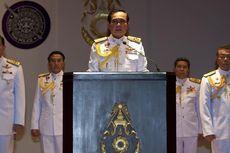 Direstui Raja, Junta Militer Thailand di Atas Angin