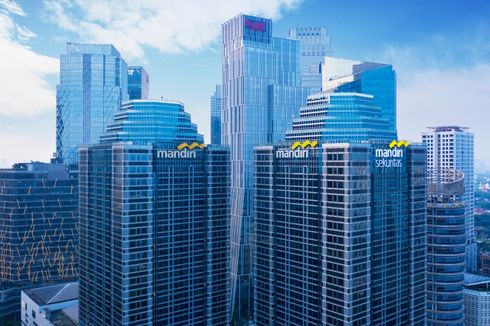 Bank Mandiri Tuntaskan Penerbitan EMTN Senilai Rp 7,5 Triliun