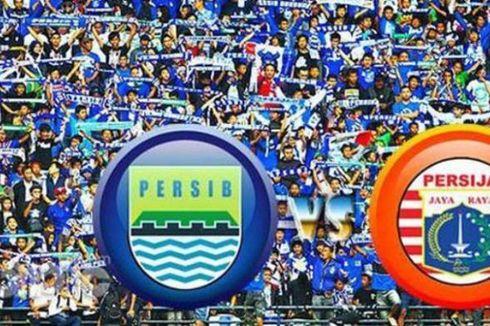 Persija Tahan Imbang Persib Bandung