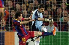Pesan Berkelas Lionel Messi kepada Iker Casillas yang Baru Saja Pensiun