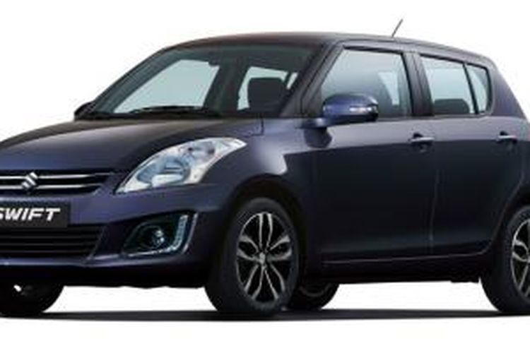 Suzuki Swift Posh khusus untuk Italia, hanya 100 unit.