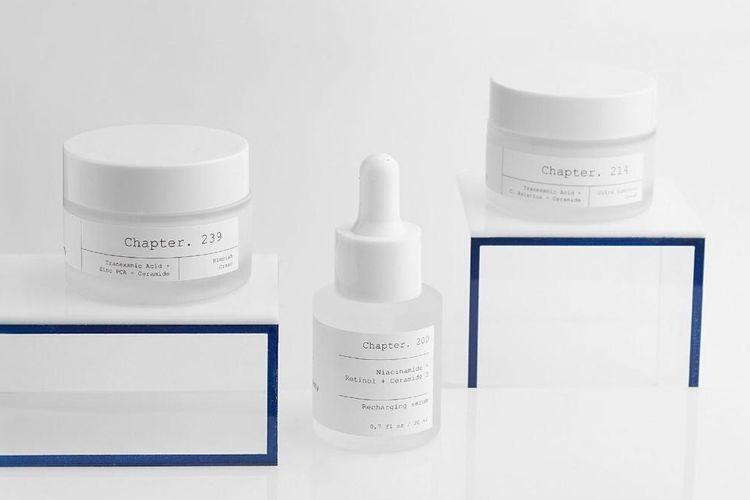 Skin Academy, produk skincare yang diracik oleh dr.Dikky Prawiratama Sp.KK