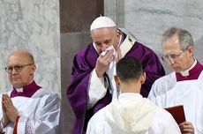 [HOAKS] Paus Fransiskus Positif Terinfeksi Virus Corona