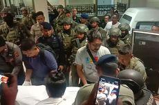 Dilepas Secara Militer, Jenazah Bharada Doni Diterbangkan ke Trenggalek Besok