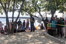 Sambil Piknik, Warga Tonton Rekonstruksi Kasus Pembunuhan di Ancol