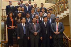 Jaksa Agung dan Komunitas Hukum China Bahas Penyelundupan Narkoba ke Indonesia