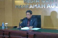 Penjelasan MA soal Pertemuan Suwardi dan Perwakilan DPD