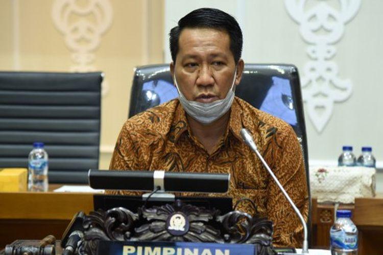 Ketua Baleg DPR RI Supratman Andi Agtas menyatakan DPR siap selenggarakan rapat kerja (raker) Omnibus Law bidang Cipta Kerja (Ciptaker)