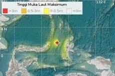 BMKG: Peringatan Dini Tsunami Gempa Maluku M 7,1 Dicabut, Kondisi Aman