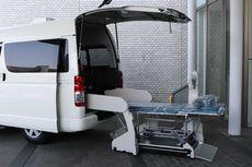 Toyota Sulap HiAce Jadi Kendaraan Medis Penderita Covid-19
