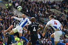 Hasil Liga Inggris, Babak I, Man City dan Liverpool Sama-sama Unggul