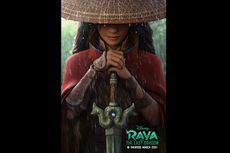 Rilis Trailer Perdana, Raya and the Last Dragon Siap Tayang Maret 2021