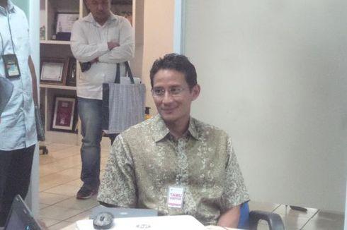 Prabowo: Sandiaga Uno Penuhi Kriteria Pemimpin