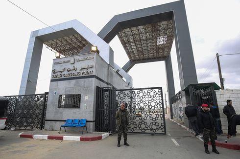 Dapat Izin Israel, Uang Bantuan Qatar Segera Dikirim ke Jalur Gaza
