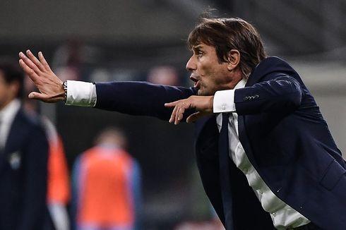 Inter Vs Verona, Conte Ingin Timnya Belajar dari Kekalahan di Dortmund