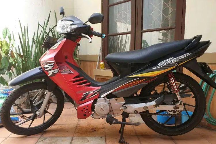 Suzuki Shogun 125 SP