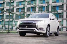 Mitsubishi Outlander PHEV Diaku Terlaris di Dunia