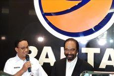Surya Paloh Sebut Pertemuannya dengan Anies Kebetulan Berbarengan dengan Agenda Prabowo-Mega