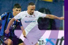 Hasil Liga Italia, Franck Ribery Ciptakan Rekor di Serie A
