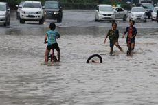 Menteri PU: Banjir Jakarta karena Drainase Buruk
