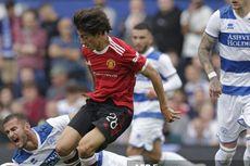 Hasil Uji Coba, Man United Takluk dari Tim Kasta Kedua Liga Inggris