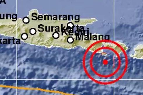 Pasca-gempa Magnitudo 6, Sembilan Gempa Susulan Guncang Bali