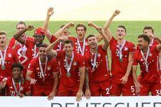 Bayern Muenchen Kini Punya 4 Pemain Cepat Seperti Karakter Superhero The Flash