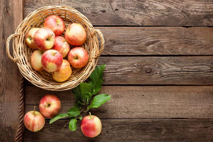 apel memiliki berbagai manfaat untuk kesehatan