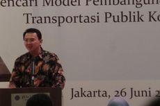 Ahok Akui Pembangunan MRT Telat 2 Bulan