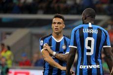 Slavia Praha Vs Inter, Pujian Conte untuk Duet Lukaku-Martinez