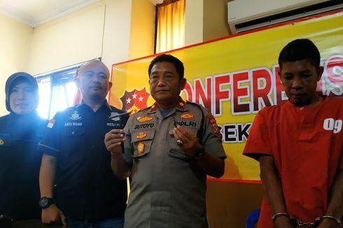 Motor Curian Dijual Rp 2,5 Juta ke Penadah, Maling di Bekasi: Uangnya untuk Judi Online