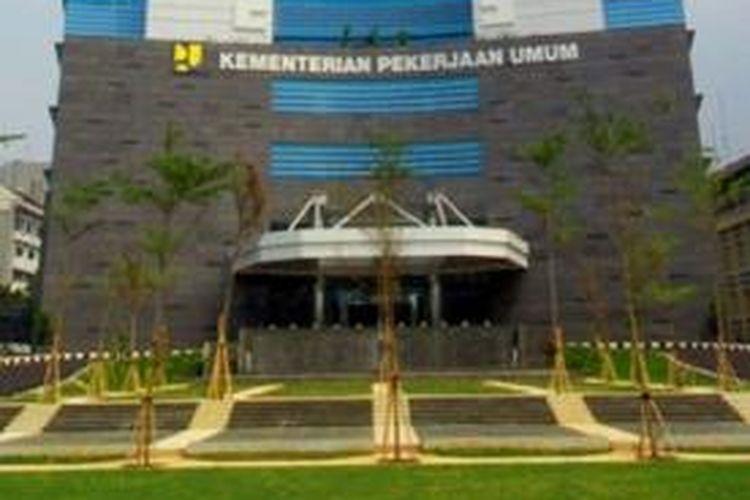 Gedung Kementerian Pekerjaan Umum dan Perumahan Rakyat