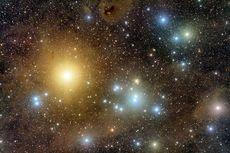 Mengenal Aldebaran Bintang Paling Terang di Konstelasi Taurus