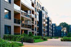 Apartemen yang Dilengkapi Ruang Terbuka Hijau Laku di Pasar