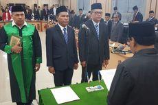 Hanya Bermodal 90 Suara, Abdul Mewar Dilantik Jadi Anggota DPRD Kota Ambon