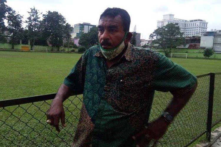 Sekretaris Umum PSMS Medan, Julius Raja.