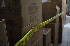 Gudang PT ASA, Tempat Penimbunan Obat Terkait Covid-19, Kembali Beroperasi