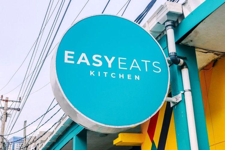 Easy Eats Kitchen, hadir sebagai solusi untuk masyarakat perkotaan yang tidak sempat ke restoran, Rabu (22/9/2021).