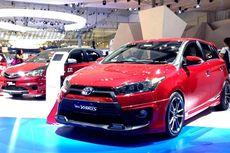 Harga Toyota Yaris di Sulawesi Selatan per Agustus 2021