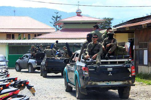 3 TNI Gugur dalam Kontak Senjata dengan KKB di Nduga