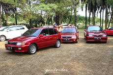 Nostalgia Mobil Lawas, Kiprah Toyota Starlet di Indonesia